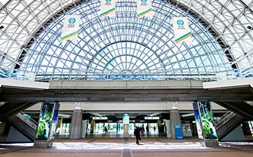 大阪国际会展中心Intex Osaka