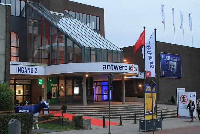 比利时安特卫普会展中心Bouwcentrum Antwerpen