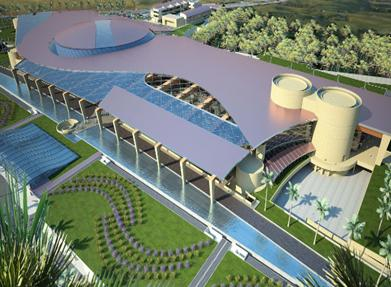 阿尔及利亚阿尔及尔国际会议中心CICA