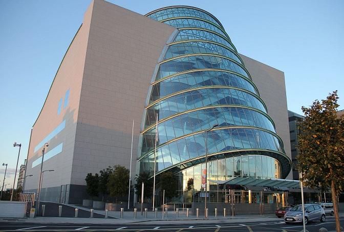 爱尔兰都柏林会议中心Convention Centre Dublin