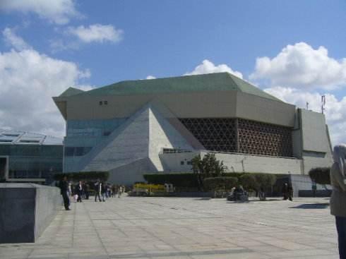 埃及亚历山大会展中心 Bibliotheca Alexandrina BACC