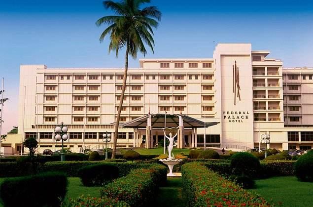 尼日利亚拉各斯联邦皇宫酒店the federal palace hotel