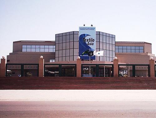 巴基斯坦卡拉奇博览中心Karachi Expo Center