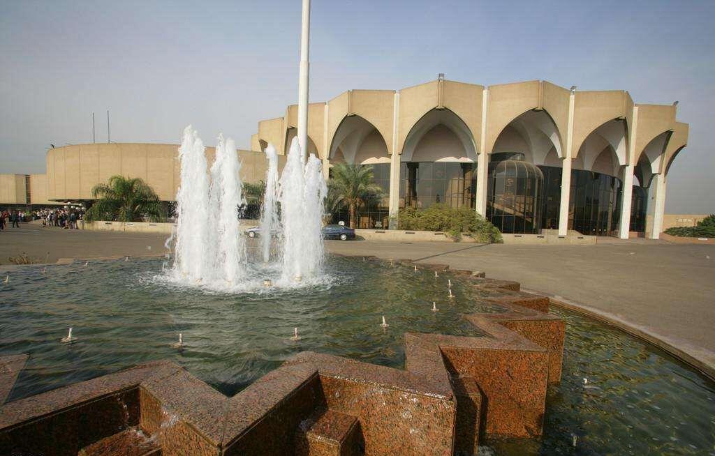 埃及开罗国际会议会展中心Cairo International Conference Centre (CICC)