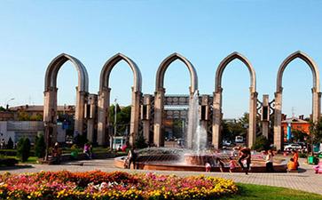 哈萨克斯坦阿塔肯特国际会展中心Atakent International Exhibitio