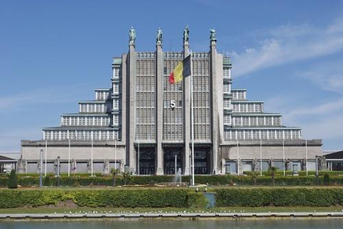 比利时布鲁塞尔会展中心Brussels Exhibition Centre