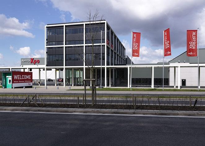 比利时科特赖克会展中心Kortrijk Xpo