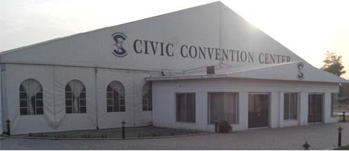 巴基斯坦费萨拉巴德会议中心Faisalabad Civic Convention Centre