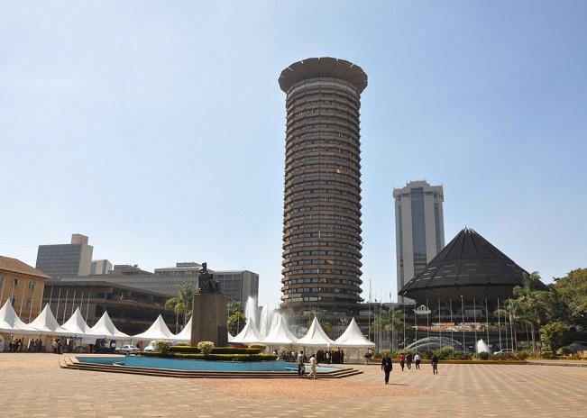 肯尼亚内罗毕肯雅塔国际会议中心Kenyatta International Conference Centre