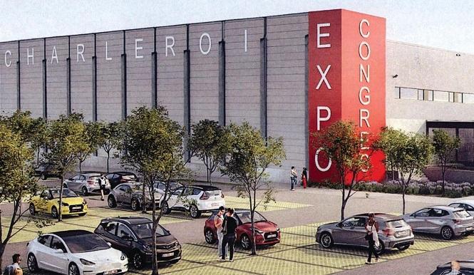 比利时沙勒罗瓦会展中心Charleroi Expo