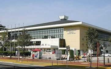 日本福冈会展中心Fukuoka Kokusai Center