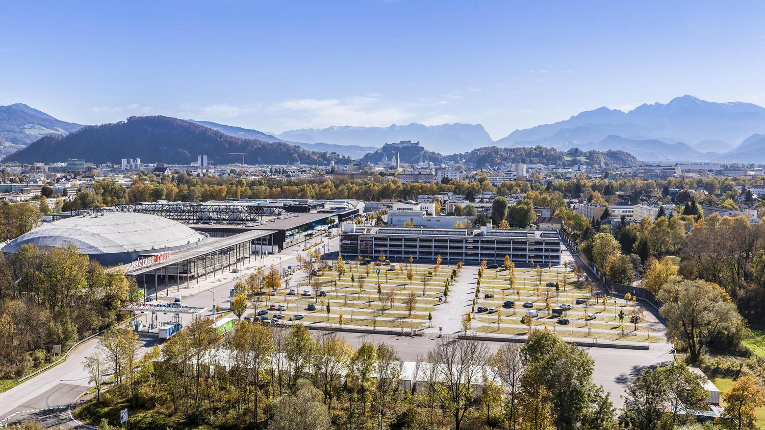 奥地利萨尔茨堡会展中心Salzburg Convention and Exhibition Center