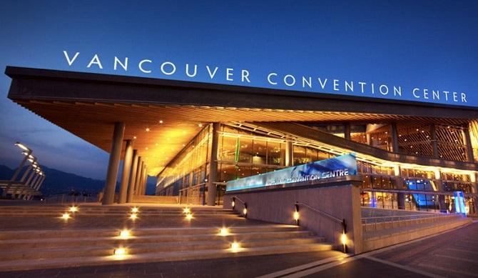 加拿大温哥华会议中心Vancouver Convention Centre