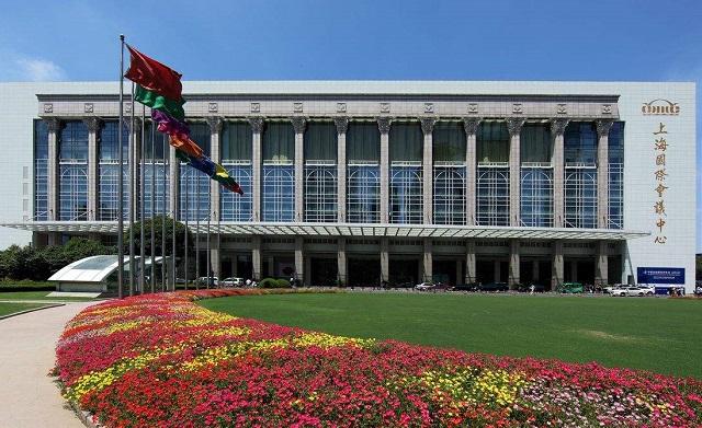 上海国际会议中心Shanghai International Convention Center