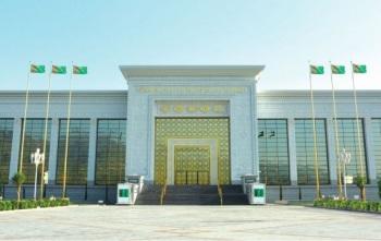 土库曼斯坦会议大厦CCI Turkmenistan Building