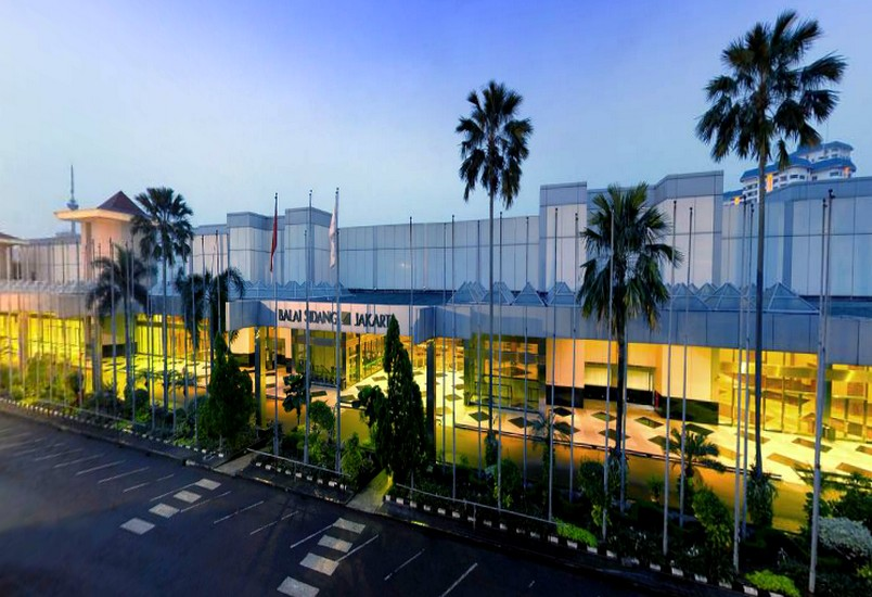 印尼雅加达会议中心Jakarta Convention Center (JCC)