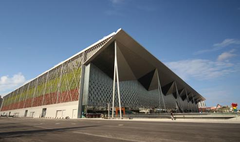上海世博会展馆shanghai World Expo Exhibition & Center