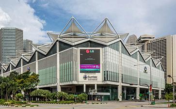 新加坡新达城Suntec Singapore