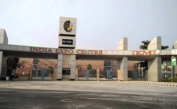 印度世博中心INDIA EXPO CENTRE&MART