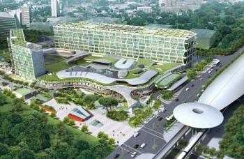 新加坡博览中心Singapore Expo