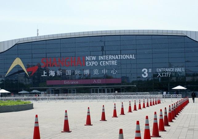上海新国际博览中心Shanghai New International Expo Centr