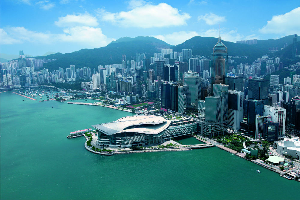 香港会议展览中心Hong Kong Convention & Exhibition Centre