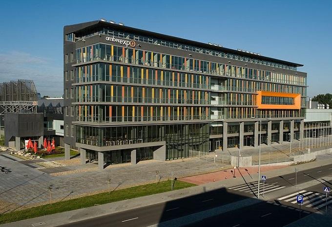 波兰格但斯克安布尔会展中心AMBER EXPO