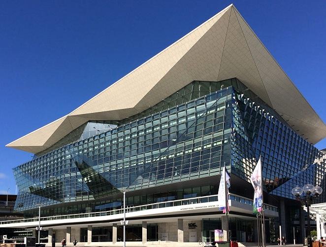澳大利亚悉尼国际会议中心International Convention Center ICC Sydney
