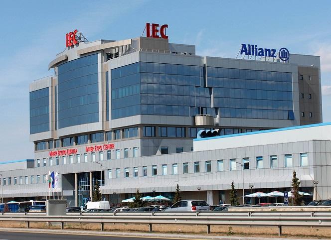 保加利亚索菲亚国际会展中心inter expo center