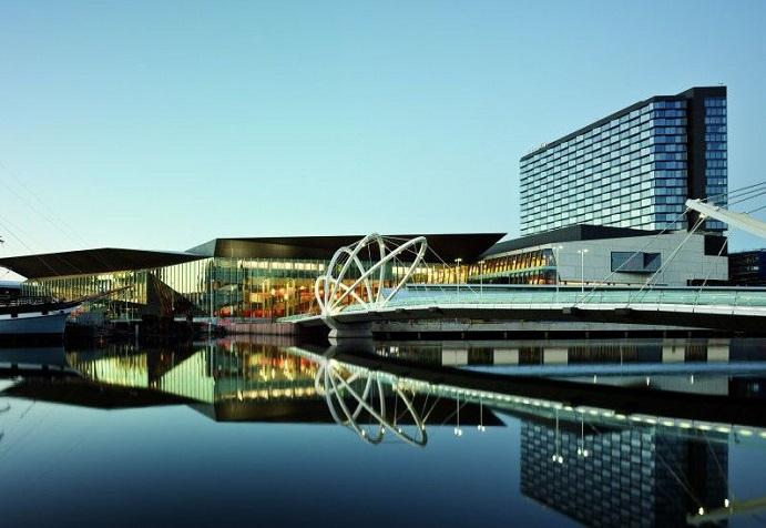 澳大利亚墨尔本会议会展中心Melbourne  MCEC