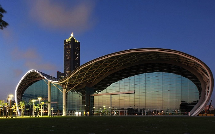 高雄会展馆Koahsiung Exhibition Center