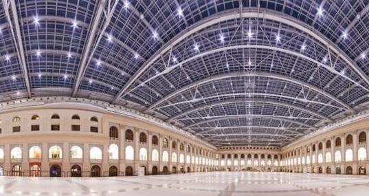 俄罗斯莫斯科Gostiny Dvor会展中心
