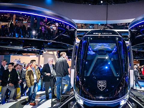 美国拉斯维加斯国际消费类电子产品展览会CES
