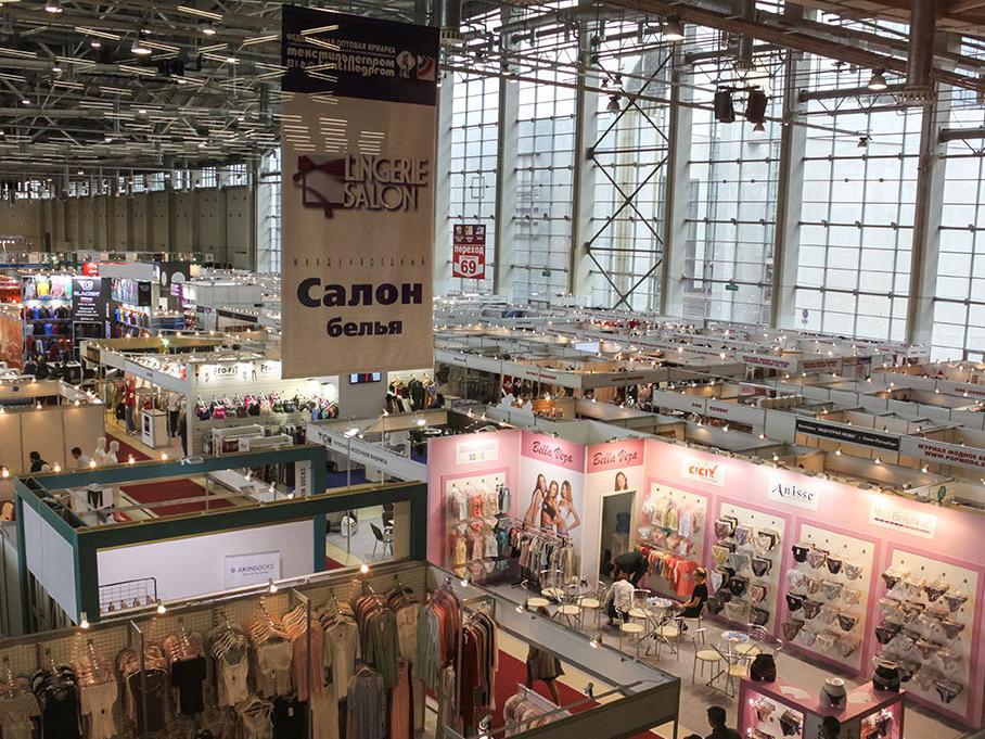 第56届俄罗斯轻工纺织品及设备批发博览会 TEXTILLEGPROM