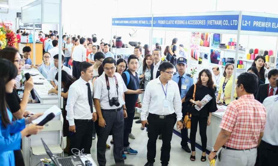 越南西贡纺织服装工业博览会SaigonTex