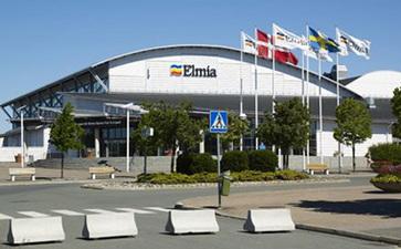 瑞典延雪平埃尔米亚会展中心ELMIA AB