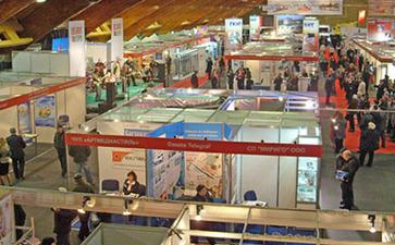 拉脱维亚里加国际展览中心Riga International Exhibition Centre