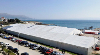 克罗地亚斯普利特会展中心Tiago splitter convention & exhibition center