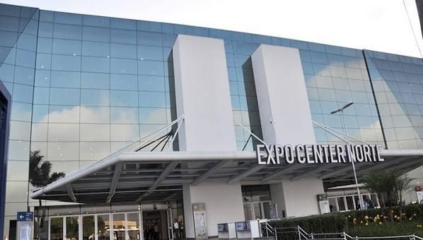 巴西圣保罗北方展览中心Expo Center Norte
