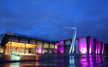 芬兰坦佩雷会展体育中心Tampereen Messu