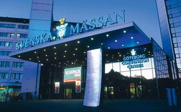 哥德堡会展中心Svenska Mässan