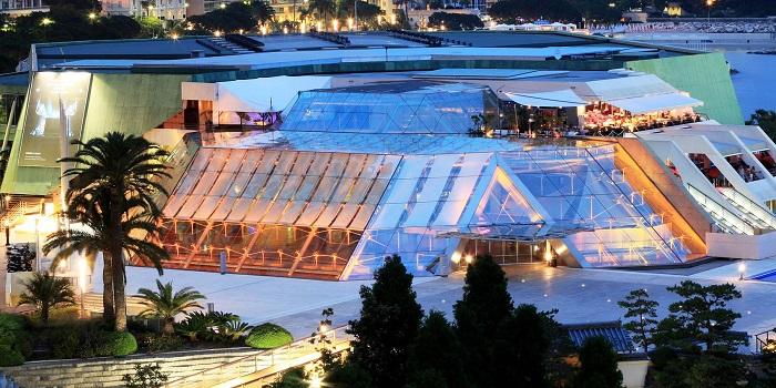 摩纳哥格里马尔迪馆Grimaldi Forum