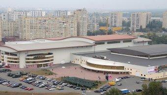 基辅国际会展中心Kiev International Exhibition Center