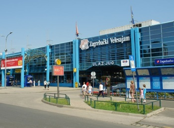 克罗地亚萨格勒布会展中心Zagreb convention & exhibition center