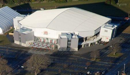 新西兰霍恩卡斯尔竞技场Horncastle Arena (CBS Canterbury Arena)
