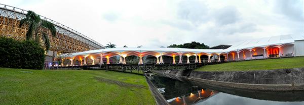 里约热内卢国际会展中心Rio De Janeiro International Convention and Exhibition Center