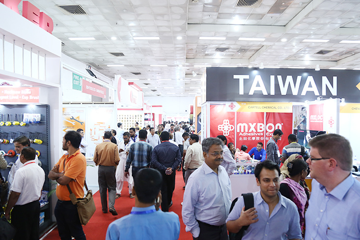 印度孟买五金展览会Hand Tools and Fastener Expo (IIHT) 2019