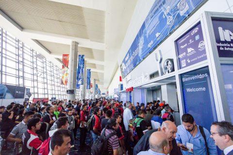墨西哥汽车零配件及售后服务展会INA PAACE Automechanika Mexico City