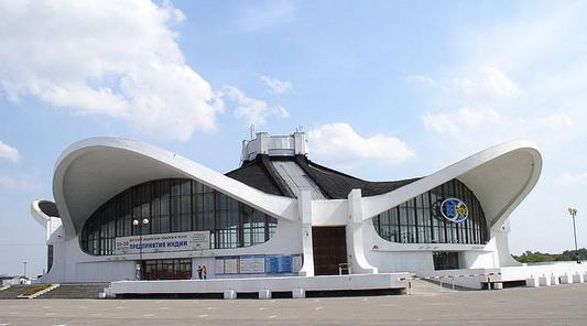 白俄罗斯明斯克Belexpo展览中心