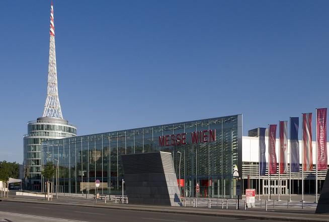 奥地利维也纳会展中心Vienna Exhibition Centre